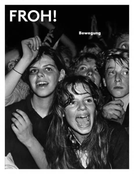FROH! 10 Bewegung Cover