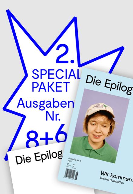 Die Epilog 08: Spezialangebot 2